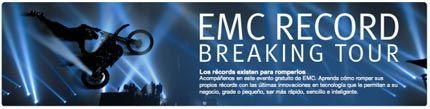 EMC record breaking tour