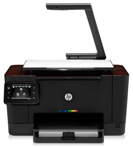 HP TopShot Scanning