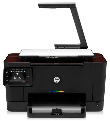 HP TopShot Scanning