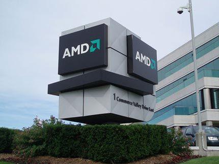 AMD sede