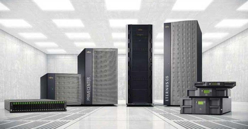 Fujitsu afianza su nueva estrategia de almacenamiento