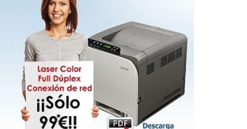 Ricoh lanza una impresora laser capaz de satisfacer a las pymes