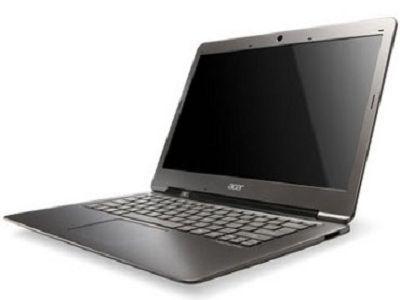 Acer lanzará un ultrabook de 15 pulgadas construido con fibra de vidrio
