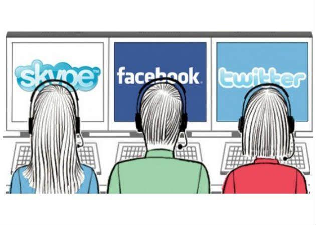 Cómo mejorar un servicio de atención al cliente a través de Facebook o Twitter