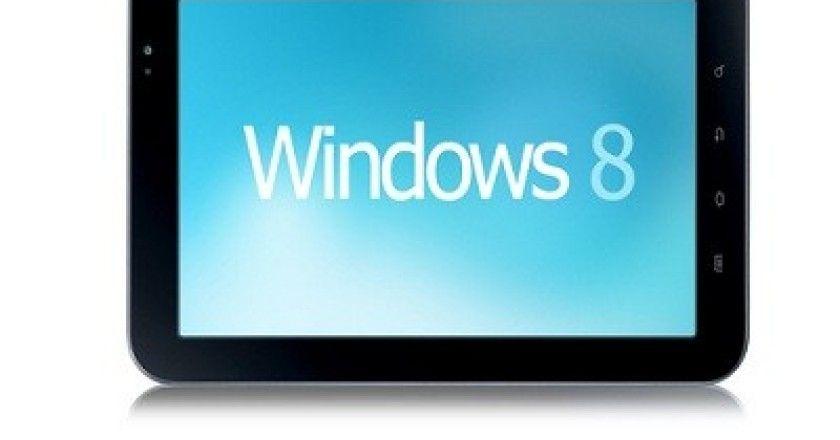 Dell y HP serán los primeros fabricantes en lanzar tablets con Windows 8