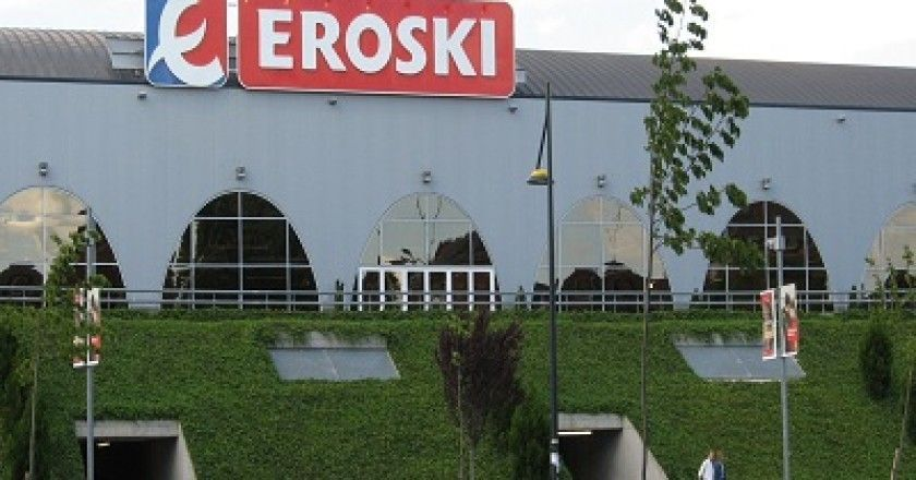 Eroski e Indra firman un acuerdo para mejorar la productividad