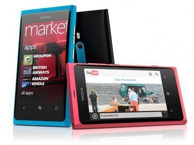 El Nokia Lumia 800 no conseguirá las ventas esperadas