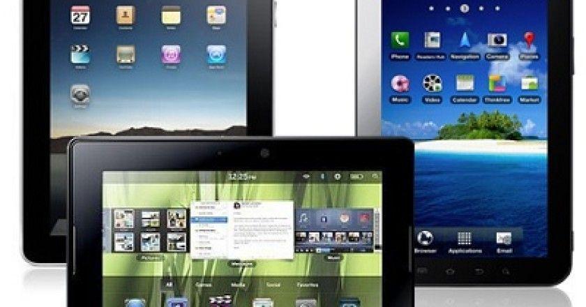 Las ventas de tablets crecen un 50% en el mercado profesional