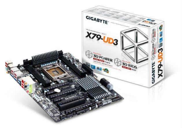 GIGABYTE X79