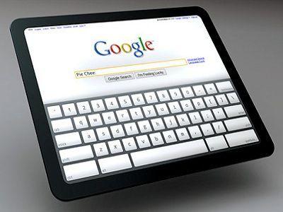 Sólo quedan seis meses para conocer el tablet de Google