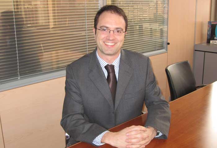 Luigi Salmoiraghi, director de Ventas y Marketing de D-Link para el Sur de Europa, Reino Unido e Irlanda