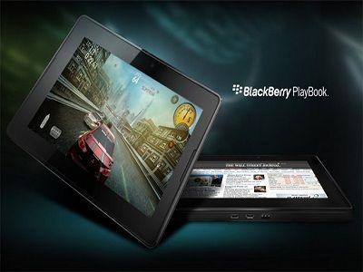 La próxima actualización para PlayBook incentivará las ventas