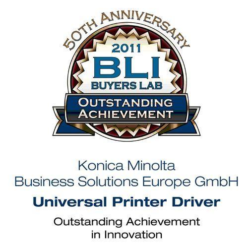 BLI Universal Print Driver