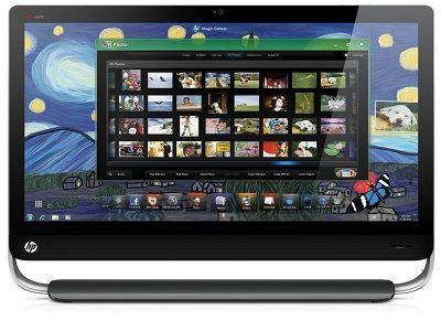 HP adelanta los detalles de su ordenador all-in-one de 27 pulgadas