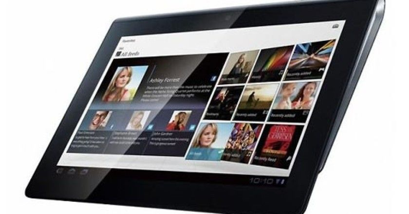 Tablet Sony S