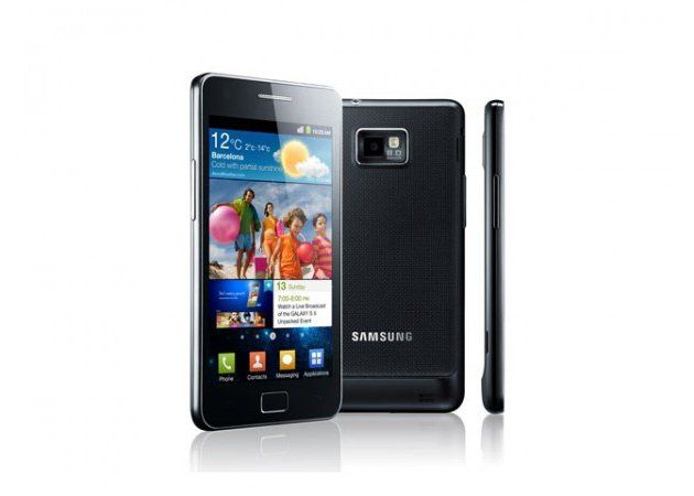 Samsung Galaxy S II, el smartphone de Samsung más vendido