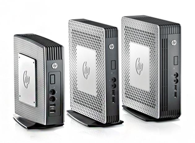 HP presenta sus nuevos Thin Clients
