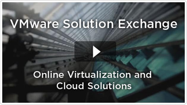 VMware-Solution-Exchange