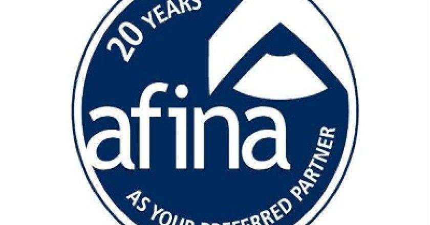 Afina ingresó más de 200 millones el año pasado