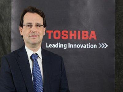 Toshiba nombra a Emilio Dumas nuevo director comercial de informática