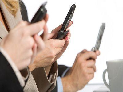 350 millones de smartphones serán usados con fines profesionales en 2016