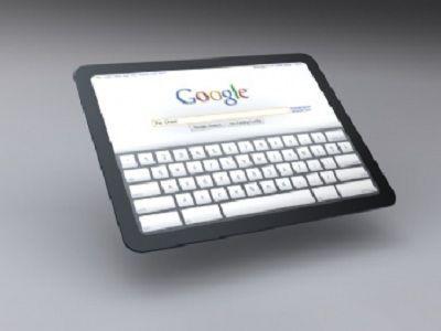 El tablet de Google ya estaría fabricándose
