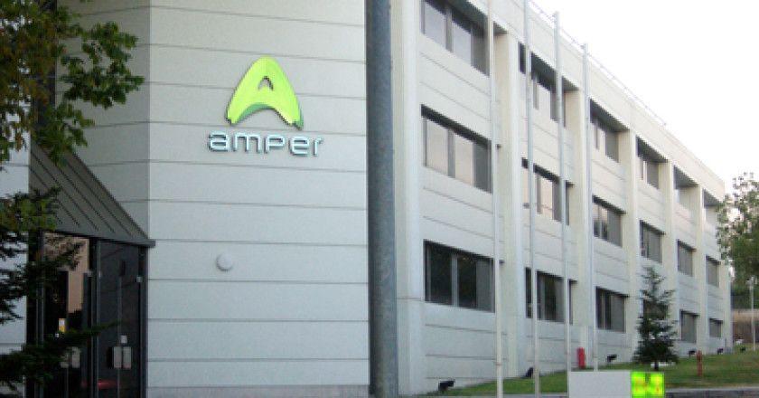 Amper supera las previsiones marcadas para 2011