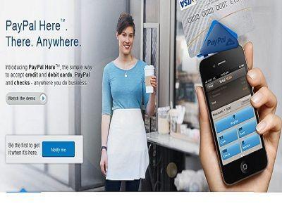 PayPal Here potenciará las ventas de los pequeños negocios