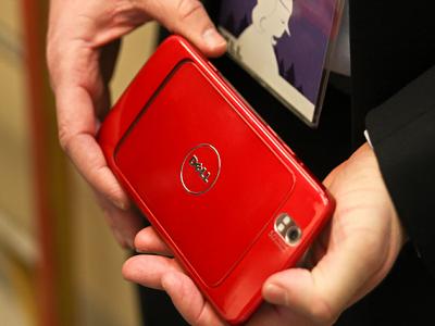 Dell estaría trabajando en una tablet empresarial con Windows 8