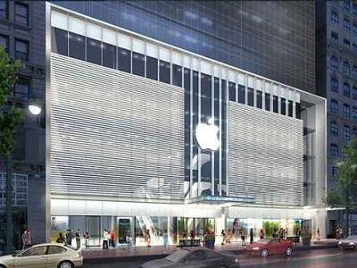 Valladolid podría ser la próxima ciudad en tener una Apple Store