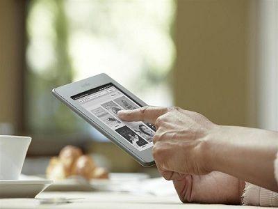 El Kindle Touch llega a España