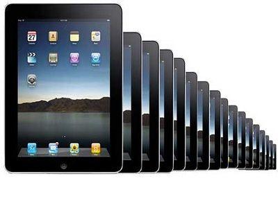 Samsung es el mayor proveedor de pantallas para el iPad