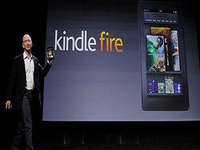 Amazon estaría trabajando en una tablet de 10 pulgadas