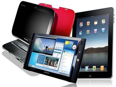 Las ventas de tablets crecieron un 254,12% el pasado año