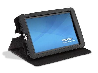 Toshiba lanza una nueva gama de accesorios para tablets