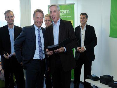 Veeam Software entrega sus premios ProPartner EMEA 2011