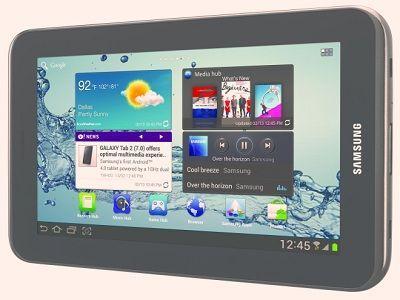 Samsung prepara nuevas tablets llamadas Espresso