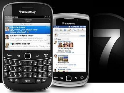 BlackBerry OS 7, el sistema móvil más seguro para empresas