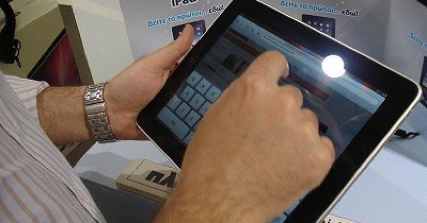 Un gran porcentaje de las compras online se hacen a través de iPad