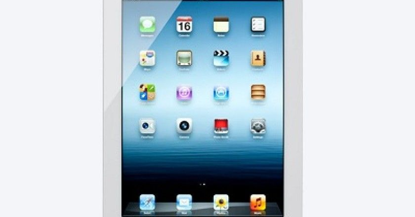 El nuevo iPad es considerado como el mejor tablet del mercado