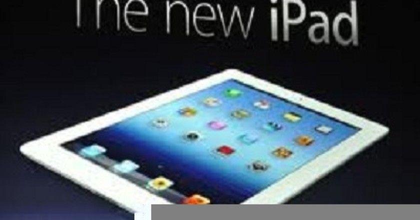 """Apple: """"El nuevo iPad es 4G aunque no funcione con algunas redes"""""""