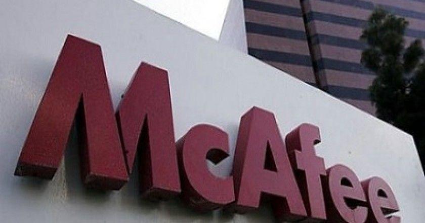 El negocio de USB seguros de McAfee será supervisado por Imation