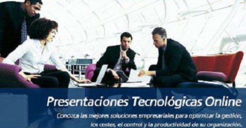 Grupo Euclides realizará ocho presentaciones tecnológicas on line