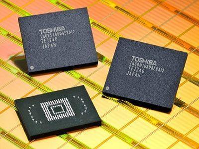 El precio de la memoria NAND Flash sigue bajando