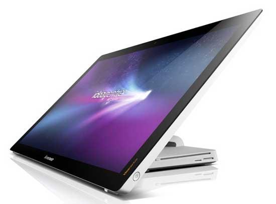 LenovoIdeaCentreA720 2 Lenovo Ideacentre A720, alternativa Windows al Apple iMac