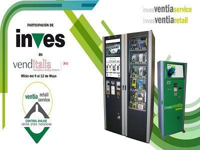 Inves participa en Venditalia 2012