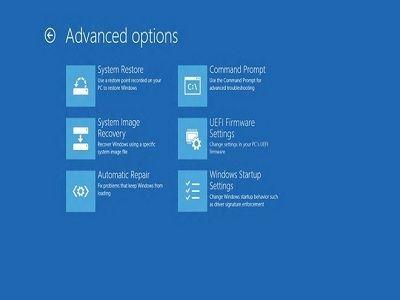 Windows 8 inicia tan rápido que las teclas F2 y F8 ya no sirven