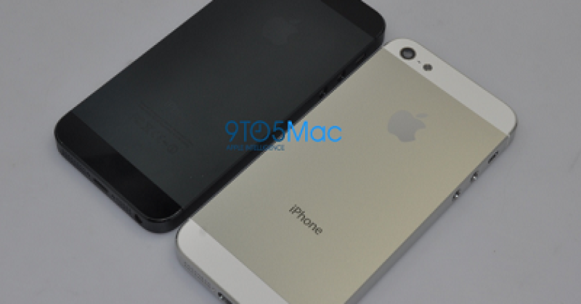 Se filtran las primeras imagenes del iPhone 5