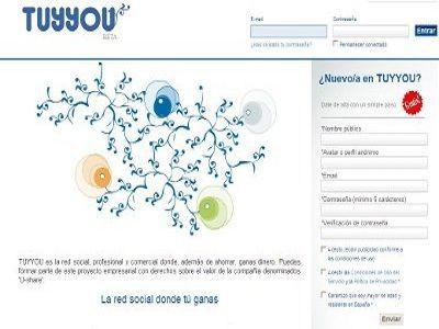 TUYYOU, la primera red social comercial, se renueva