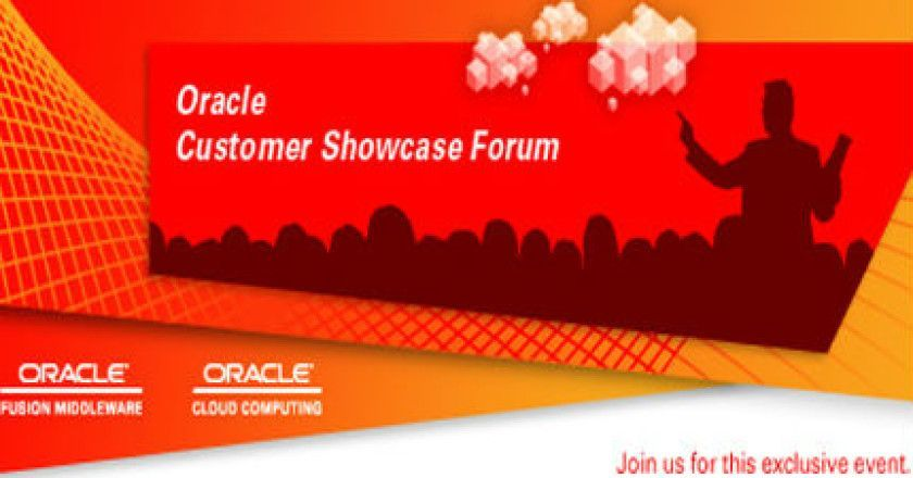Oracle-Customer-Showcase-Forum